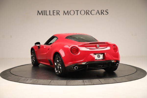 Used 2015 Alfa Romeo 4C for sale Sold at Bentley Greenwich in Greenwich CT 06830 5