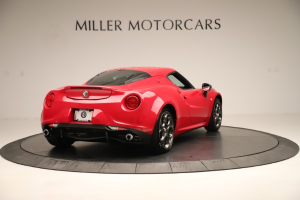 Used 2015 Alfa Romeo 4C for sale Sold at Bentley Greenwich in Greenwich CT 06830 7
