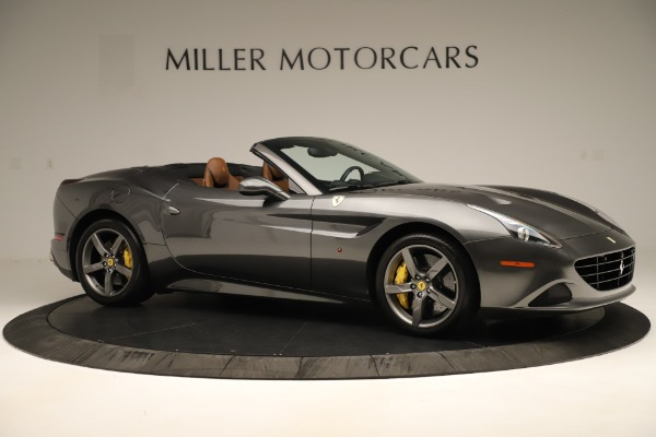 Used 2015 Ferrari California T for sale $139,900 at Bentley Greenwich in Greenwich CT 06830 10