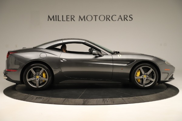 Used 2015 Ferrari California T for sale $139,900 at Bentley Greenwich in Greenwich CT 06830 17