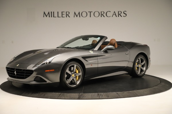 Used 2015 Ferrari California T for sale $139,900 at Bentley Greenwich in Greenwich CT 06830 2