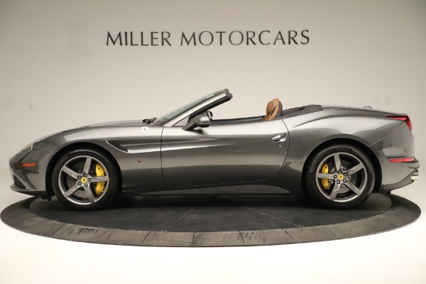 Used 2015 Ferrari California T for sale $139,900 at Bentley Greenwich in Greenwich CT 06830 3