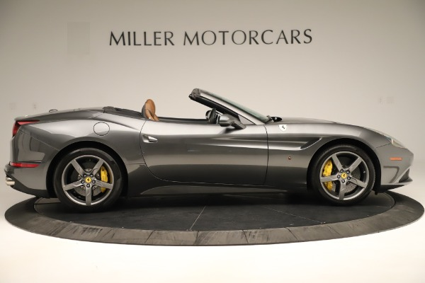 Used 2015 Ferrari California T for sale $139,900 at Bentley Greenwich in Greenwich CT 06830 9