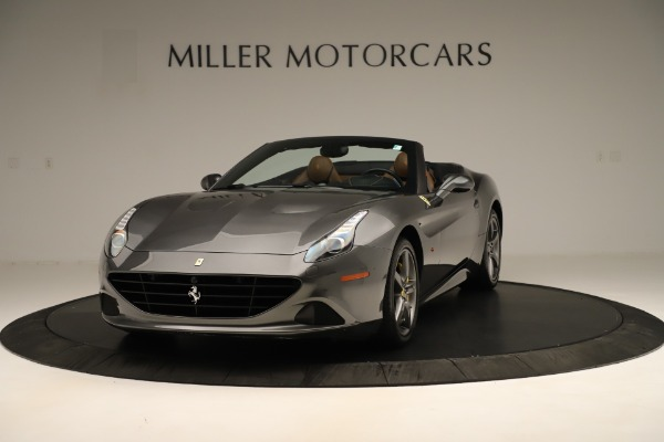 Used 2015 Ferrari California T for sale $139,900 at Bentley Greenwich in Greenwich CT 06830 1