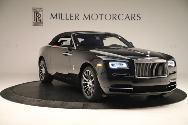 Used 2019 Rolls-Royce Dawn for sale Sold at Bentley Greenwich in Greenwich CT 06830 10