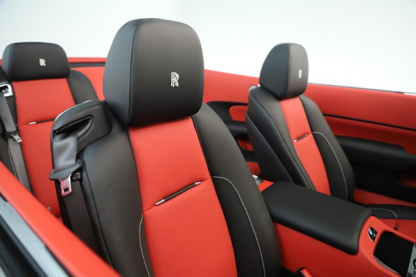 Used 2019 Rolls-Royce Dawn for sale Sold at Bentley Greenwich in Greenwich CT 06830 20