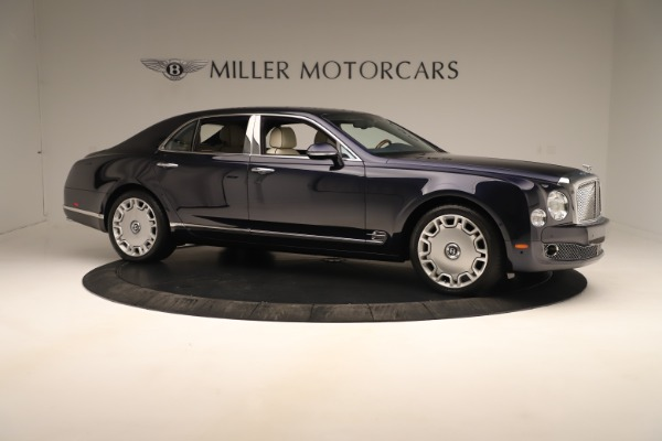 Used 2016 Bentley Mulsanne for sale $155,900 at Bentley Greenwich in Greenwich CT 06830 10