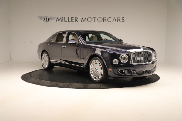Used 2016 Bentley Mulsanne for sale $155,900 at Bentley Greenwich in Greenwich CT 06830 11