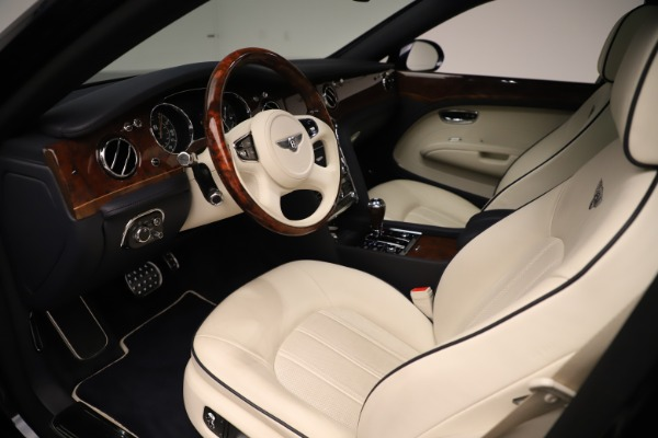 Used 2016 Bentley Mulsanne for sale $155,900 at Bentley Greenwich in Greenwich CT 06830 17