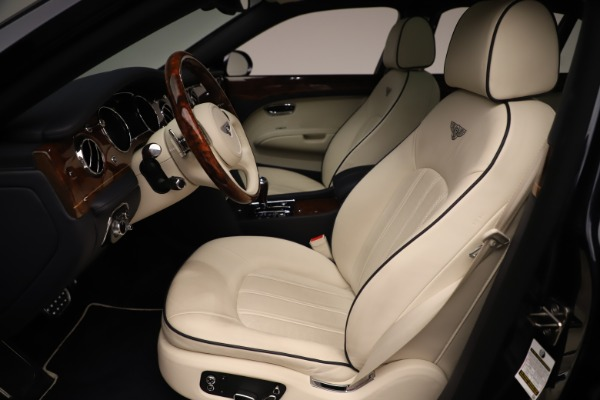 Used 2016 Bentley Mulsanne for sale $155,900 at Bentley Greenwich in Greenwich CT 06830 18