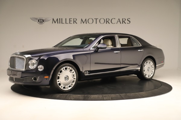 Used 2016 Bentley Mulsanne for sale $155,900 at Bentley Greenwich in Greenwich CT 06830 2