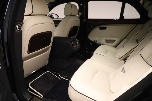 Used 2016 Bentley Mulsanne for sale $155,900 at Bentley Greenwich in Greenwich CT 06830 21