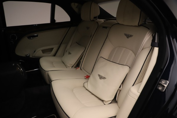 Used 2016 Bentley Mulsanne for sale $155,900 at Bentley Greenwich in Greenwich CT 06830 22