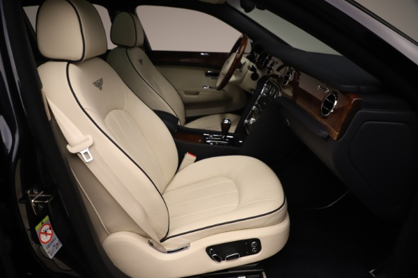 Used 2016 Bentley Mulsanne for sale $155,900 at Bentley Greenwich in Greenwich CT 06830 26