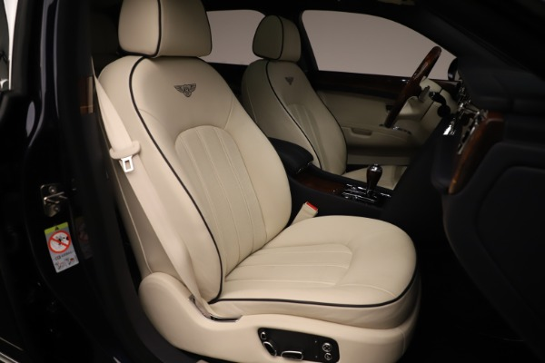 Used 2016 Bentley Mulsanne for sale $155,900 at Bentley Greenwich in Greenwich CT 06830 27