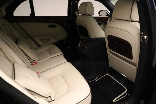 Used 2016 Bentley Mulsanne for sale $155,900 at Bentley Greenwich in Greenwich CT 06830 28