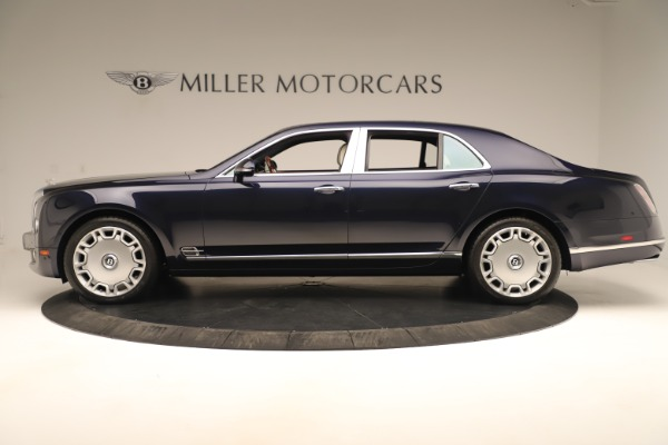 Used 2016 Bentley Mulsanne for sale $155,900 at Bentley Greenwich in Greenwich CT 06830 3