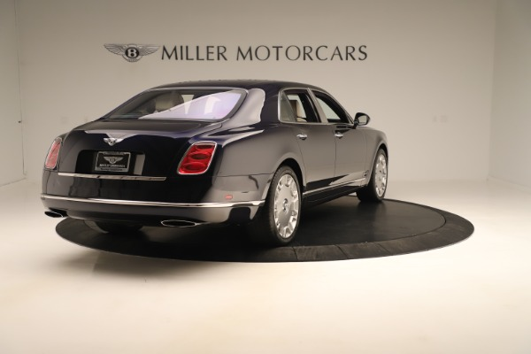 Used 2016 Bentley Mulsanne for sale $155,900 at Bentley Greenwich in Greenwich CT 06830 7