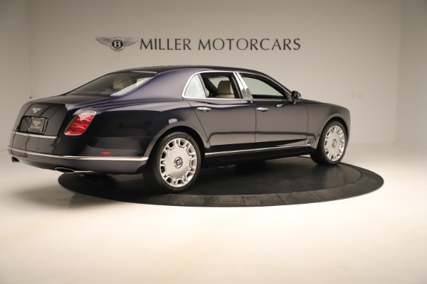 Used 2016 Bentley Mulsanne for sale $155,900 at Bentley Greenwich in Greenwich CT 06830 8
