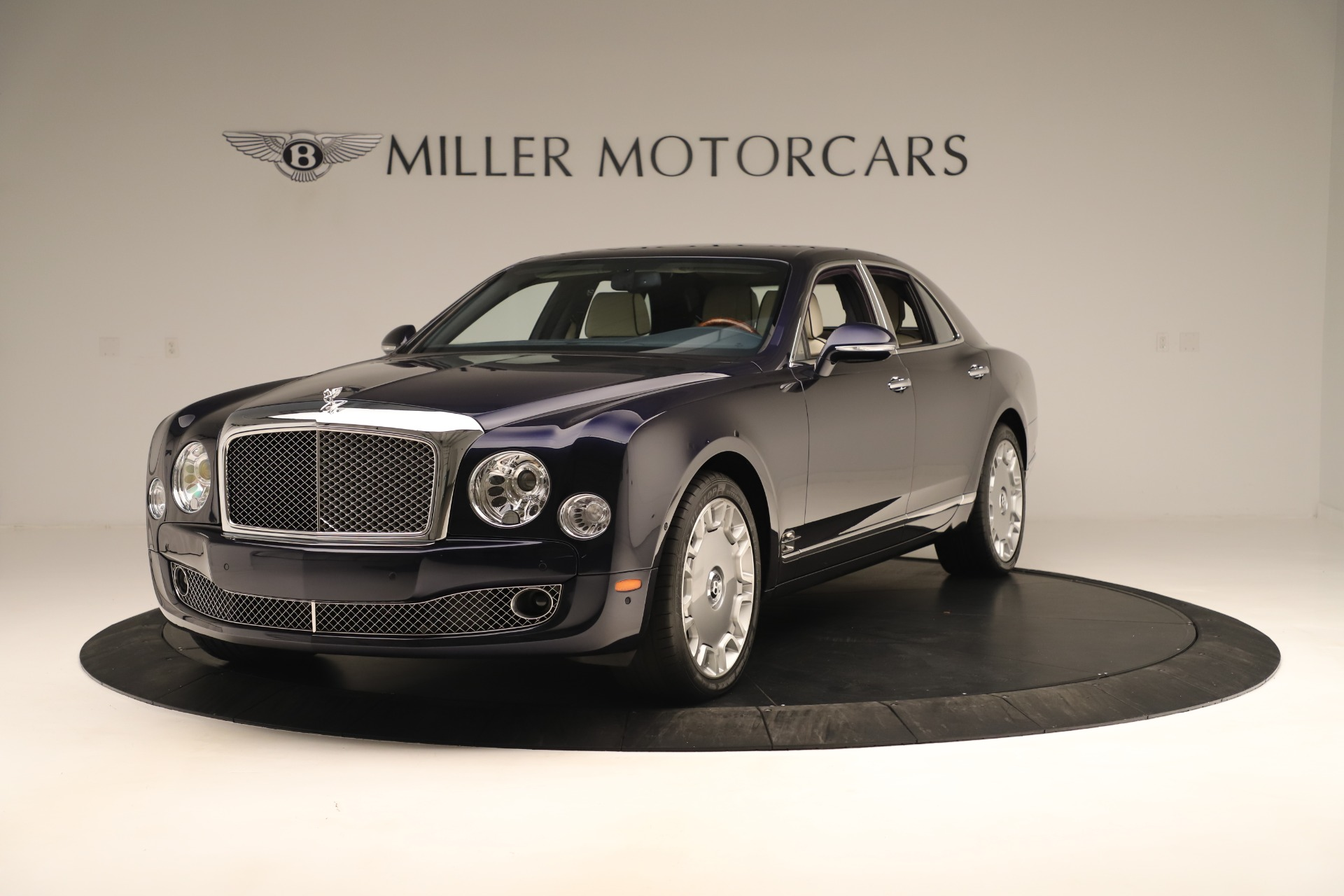 Used 2016 Bentley Mulsanne for sale $155,900 at Bentley Greenwich in Greenwich CT 06830 1