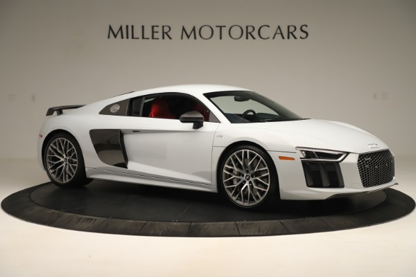 Used 2018 Audi R8 5.2 quattro V10 Plus for sale Sold at Bentley Greenwich in Greenwich CT 06830 10