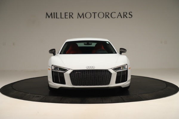 Used 2018 Audi R8 5.2 quattro V10 Plus for sale Sold at Bentley Greenwich in Greenwich CT 06830 12