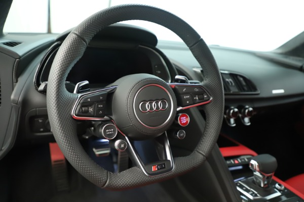 Used 2018 Audi R8 5.2 quattro V10 Plus for sale Sold at Bentley Greenwich in Greenwich CT 06830 21