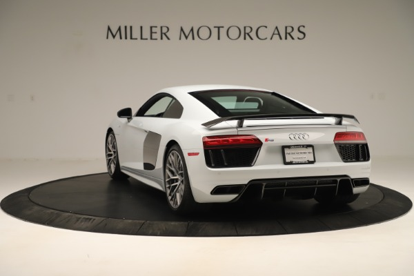 Used 2018 Audi R8 5.2 quattro V10 Plus for sale Sold at Bentley Greenwich in Greenwich CT 06830 5