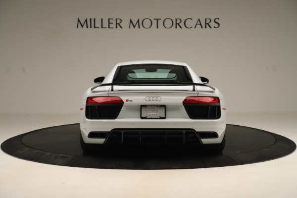 Used 2018 Audi R8 5.2 quattro V10 Plus for sale Sold at Bentley Greenwich in Greenwich CT 06830 6