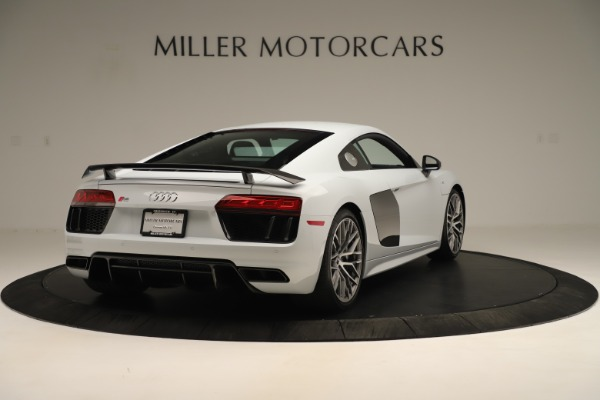 Used 2018 Audi R8 5.2 quattro V10 Plus for sale Sold at Bentley Greenwich in Greenwich CT 06830 7