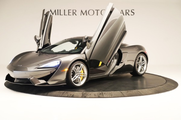 Used 2017 McLaren 570S Coupe for sale Sold at Bentley Greenwich in Greenwich CT 06830 10
