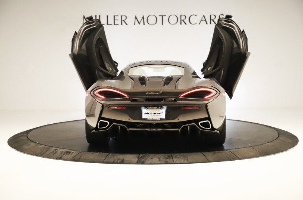 Used 2017 McLaren 570S Coupe for sale Sold at Bentley Greenwich in Greenwich CT 06830 12