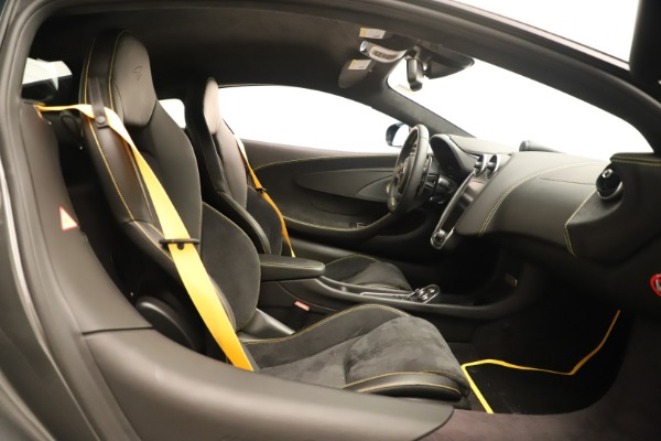 Used 2017 McLaren 570S Coupe for sale Sold at Bentley Greenwich in Greenwich CT 06830 17