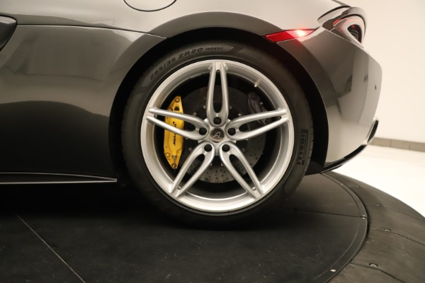 Used 2017 McLaren 570S Coupe for sale Sold at Bentley Greenwich in Greenwich CT 06830 26