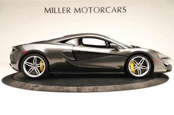Used 2017 McLaren 570S Coupe for sale Sold at Bentley Greenwich in Greenwich CT 06830 6