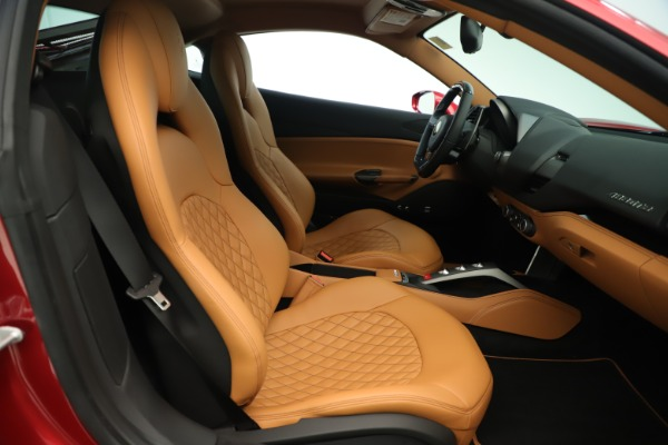 Used 2018 Ferrari 488 GTB for sale Sold at Bentley Greenwich in Greenwich CT 06830 19