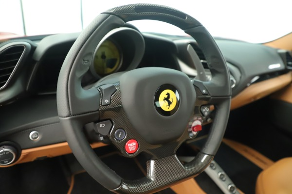 Used 2018 Ferrari 488 GTB for sale Sold at Bentley Greenwich in Greenwich CT 06830 23