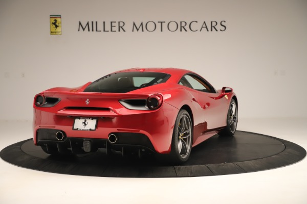 Used 2018 Ferrari 488 GTB for sale Sold at Bentley Greenwich in Greenwich CT 06830 7