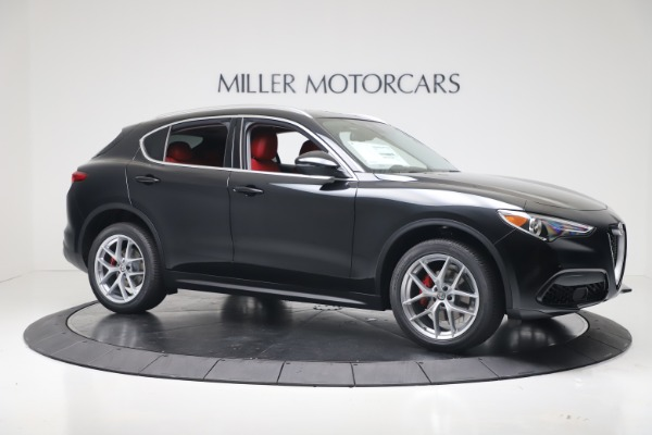 New 2019 Alfa Romeo Stelvio Ti Q4 for sale Sold at Bentley Greenwich in Greenwich CT 06830 10