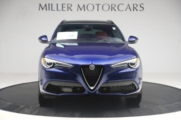 New 2019 Alfa Romeo Stelvio Ti Sport Q4 for sale $58,940 at Bentley Greenwich in Greenwich CT 06830 12