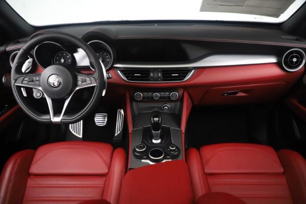New 2019 Alfa Romeo Stelvio Ti Sport Q4 for sale $58,940 at Bentley Greenwich in Greenwich CT 06830 16