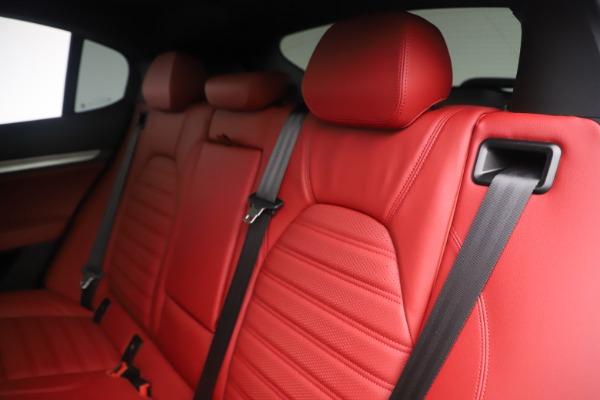 New 2019 Alfa Romeo Stelvio Ti Sport Q4 for sale $58,940 at Bentley Greenwich in Greenwich CT 06830 18
