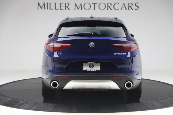 New 2019 Alfa Romeo Stelvio Ti Sport Q4 for sale $58,940 at Bentley Greenwich in Greenwich CT 06830 6