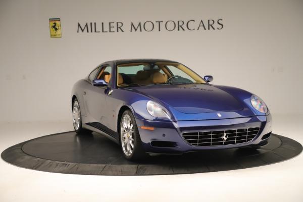 Used 2009 Ferrari 612 Scaglietti OTO for sale Sold at Bentley Greenwich in Greenwich CT 06830 11