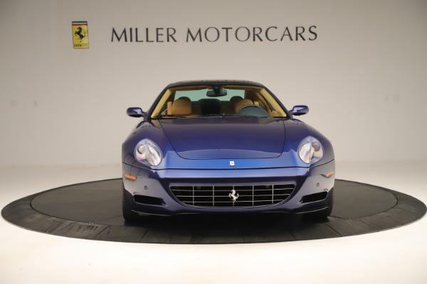Used 2009 Ferrari 612 Scaglietti OTO for sale Sold at Bentley Greenwich in Greenwich CT 06830 12