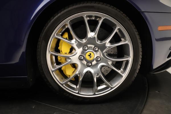 Used 2009 Ferrari 612 Scaglietti OTO for sale Sold at Bentley Greenwich in Greenwich CT 06830 13