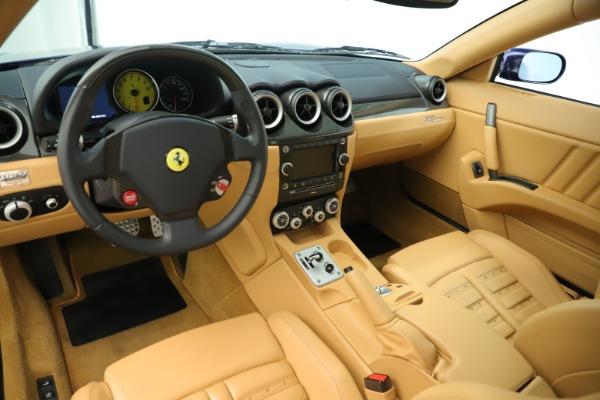 Used 2009 Ferrari 612 Scaglietti OTO for sale Sold at Bentley Greenwich in Greenwich CT 06830 14