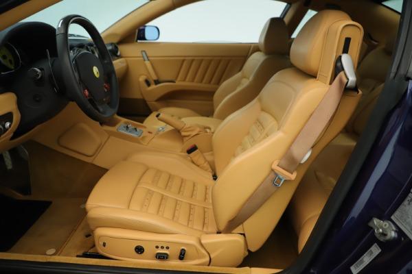 Used 2009 Ferrari 612 Scaglietti OTO for sale Sold at Bentley Greenwich in Greenwich CT 06830 15