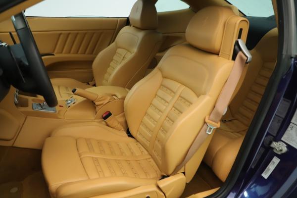 Used 2009 Ferrari 612 Scaglietti OTO for sale Sold at Bentley Greenwich in Greenwich CT 06830 16