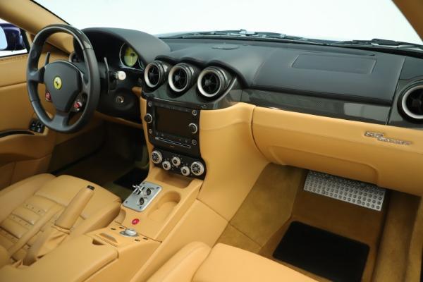 Used 2009 Ferrari 612 Scaglietti OTO for sale Sold at Bentley Greenwich in Greenwich CT 06830 19